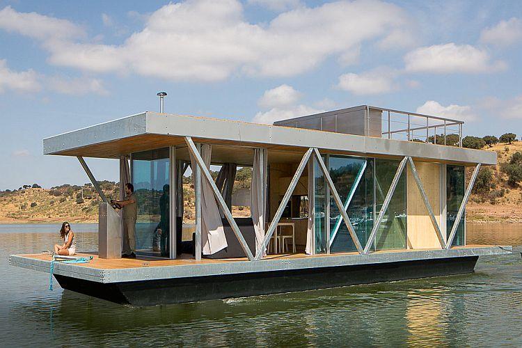 produceren container huizen